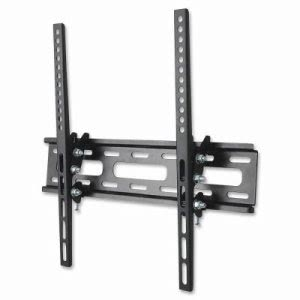 "Lorell Medium Tilt Mount, 22""to46"" /66lb Capacity, Black (LLR39027)"
