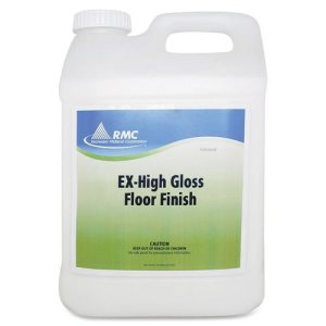 RMC Ex-High Gloss Floor Finish, Gloss, 2-1/2 Gal, 2/CT (RCM11927246)