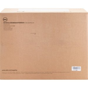 Dell Imaging Drum, f/ B5460dn, 100,000 Page Yield, BK (DLL9PN5P)