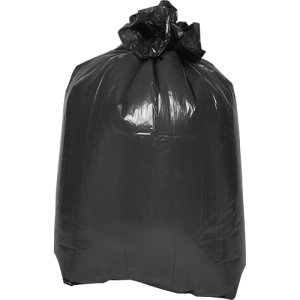 "Special Buy Trash Container Liners, 33""x39"", 1.1mil, LD, 100/CT, Black (SPZLD333915)"