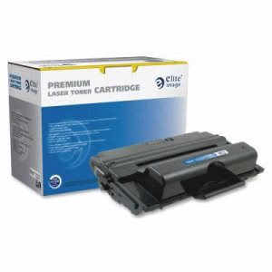 Elite Image Toner Cartridge, 10,000 Page Yield, Black (ELI75633)