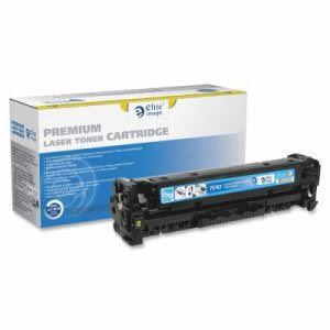 Elite Image Toner Cartridge, 2,800 Page Yield, Cyan (ELI75767)