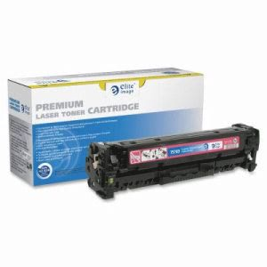 Elite Image Toner Cartridge, 2,800 Page Yield, Yellow (ELI75769)