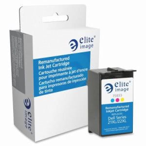 Elite Image Remanufactured Ink Cartridge, 340 Page Yield, Black (ELI75853)