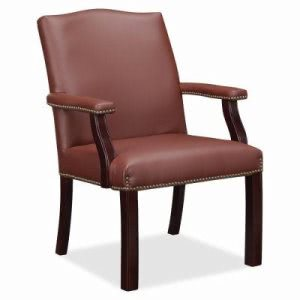 "Lorell Traditional Guest Chair, 25""x27-1/5""x35-3/4"", BY (LLR68253)"