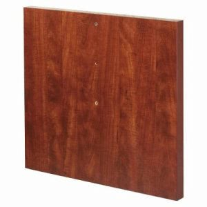 "Lorell Straight Conf Base, 2""x30""x27-1/2"", Cherry (LLR69941)"