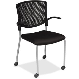 Lorell Plastic Back Guest Chair (LLR25954)