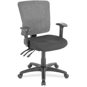 Lorell Low-Back Mesh Chair (LLR85564)