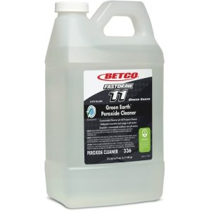 Betco Green Earth Peroxide Cleaner, All-Purpose, 2 Liter, 4 Bottles (BET3364700)