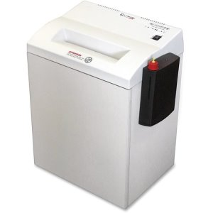 SKILCRAFT High-Security Cross-Cut Paper Shredder, Gray, 1 Each (NSN6313693)