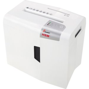 "SKILCRAFT Cross-Cut Paper Shredder, 12Sht Cap, 9""x12""x19-1/2"", White (NSN6313694)"