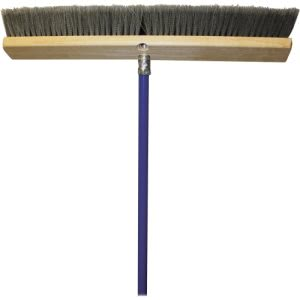 "Genuine Joe All Purpose Sweeper, 24"" x 60"", Bend-Resistant, Each (GJO20129)"