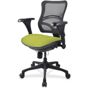 Lorell Mid-back Fabric Seat Chair (LLR2097809)