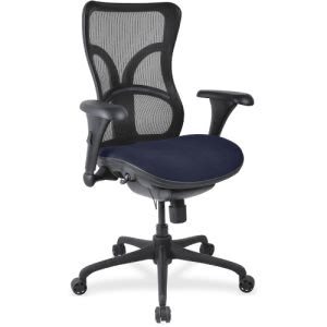 Lorell High-back Fabric Seat Chair (LLR2097910)