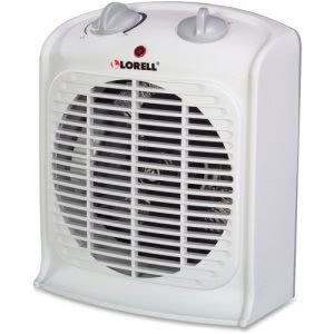 Lorell Indoor Portable Thermo Heater, 900 Watts, 1 Each (LLR33557)