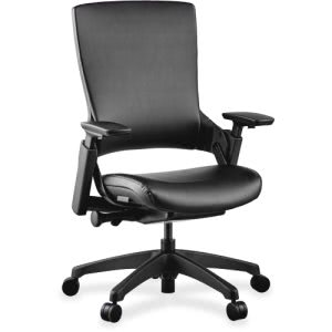 Lorell Executive Multifunction High-back Chair, 1 Each (LLR59529)