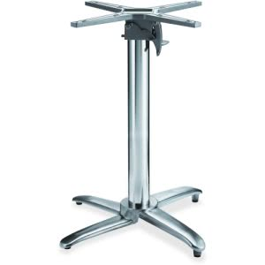 Lorell Foldable Round Hospitality Table Base, 1 Each (LLR59547)