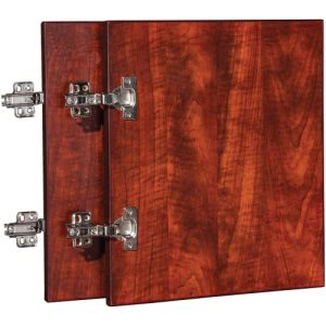 Lorell Essentials Cherry Wall Hutch Door Kit (LLR59573)