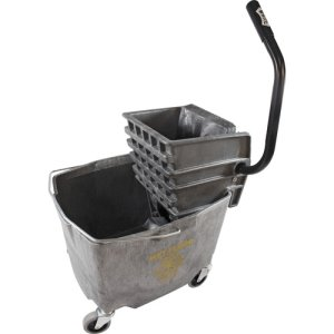 Impact Side Press Mop Wringer and Bucket Combo, Gray (IMP6G26353G)