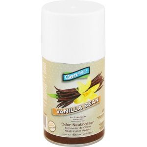 Impact Products Air Freshener, 6.35 oz., Vanilla Bean (IMP325V)
