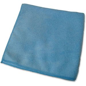Genuine Joe General Purpose Microfiber Cloth, 180 Cloths (GJO39506CT)