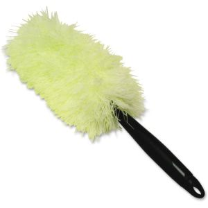 "Genuine Joe Microfiber Handheld Duster, 10"", 12 Dusters  (GJO90112CT)"