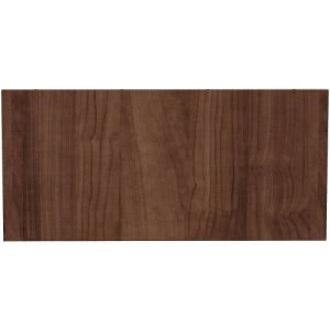 Lorell Modesty Panel, Walnut Particleboard, Melamine, 1 Each (LLR97611)