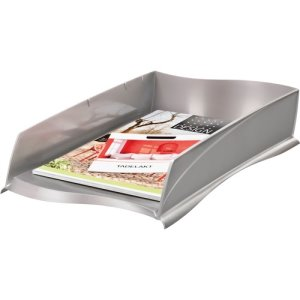 "CEP Letter Tray, 500-Sheet Capacity, 10.8"" x 15"", Gray, Each (CEP1003000201)"