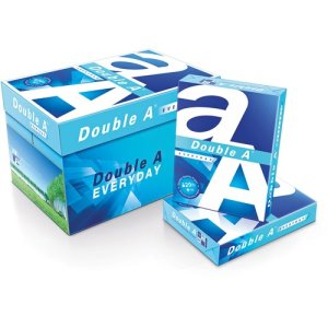 "Double A Copy Paper, Legal-Size, 8-1/2""Wx14""Lx2-1/2""H, 5000/CT, White (DAA851420)"