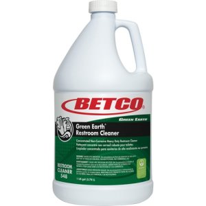 Betco Green Earth Restroom Cleaner, Concentrated, 1 Gallon, Each (BET5480400)