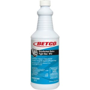 Betco Fight-Bac Spray Disinfectant Cleaner, RTU, 32 oz, Each (BET3111200EA)
