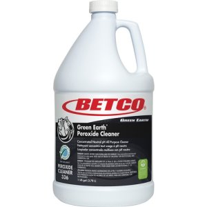 Betco 1 Gallon All-Purpose Cleaner, Clear, Concentrated (BET3360400EA)