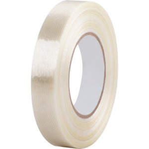 "Business Source Filament Tape Roll, Heavy-duty, 1""x60 Yards, 1 Roll (BSN64017)"