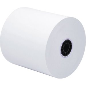 "ICONEX Thermal Receipt Paper Roll, 2.25"" x 165 ft, White, 30 Rolls (ICX856704)"