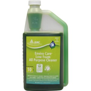RMC Enviro Care All-Purpose Cleaner, Low-Foam, 32 oz, Green, Each (RCM11822014)