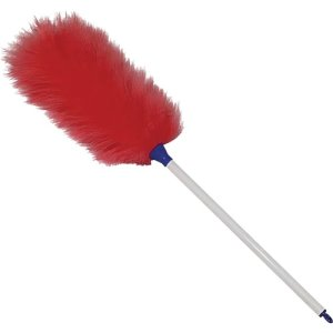"Impact Lambswool Duster, 24"" Fixed Handle, 12 Dusters (IMP3100CT)"