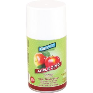Impact GenAire Metered Dispenser Refill, Apple Zing, 12 Refills (IMP325ACT)