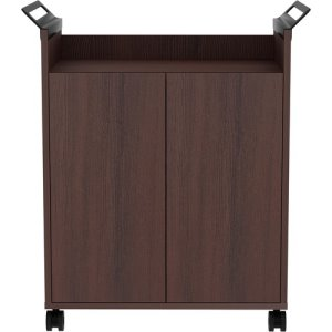 "Lorell Storage Cabinet,Mobile,W/Drawer,17-3/4""X,23-1/2""X39-3/8"",Epo (LLR18237)"