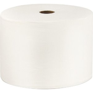LoCor High Capacity Bath Tissue, 2-Ply, 1500/Roll, 18 Rolls (SOL26824)