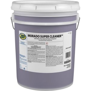 Zep Commercial Cleaner/Degreaser, Concentrated, 5 Gallon, Purple (ZPE85635)