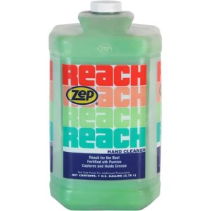 Zep Commercial Hand Cleaner, W/ Pumice, 1 Gallon, Green (ZPE92524)