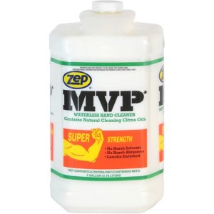 Zep Commercial Hand Cleaner, Waterless, 1 Gallon, White (ZPE92724)