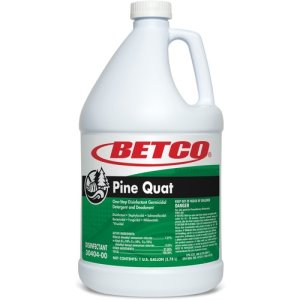 Betco Cleaner/Disinfectant, Neutral Ph, 1 Gallon, Green (BET3040400)