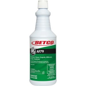 Betco Bathroom Cleaner, Acid-Free, Rtu, Citrus, 32 Oz., Blue (BET0791200EA)