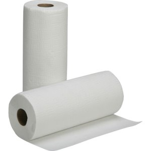 SKILCRAFT Paper Towel, Roll, 85-Sht, White, 30 Rolls (NSN1699010)
