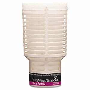 TimeWick 60-Day Air Freshener, Floral Fantasy, 6 Refills (TMS 676109TMRCT)