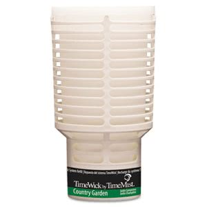 TimeWick 60-Day Air Freshener, Country Garden, 6 Refills (TMS 67-6122TM)