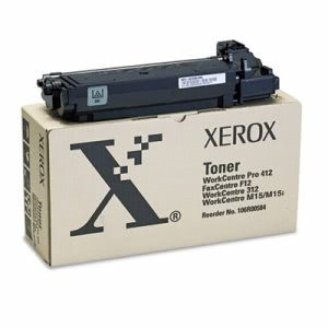 Xerox 106R00584 Toner Cartridge, 6000 Page-Yield, Black (XER106R00584)