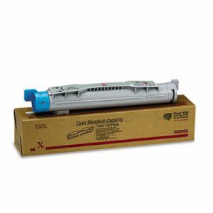 Xerox 106R00668 Toner Cartridge, 4000 Page-Yield, Cyan (XER106R00668)