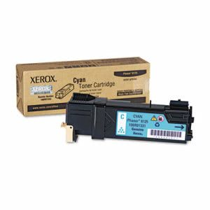 Xerox 106R01331 Toner Cartridge, 1000 Page-Yield, Cyan (XER106R01331)